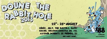 Doune The Rabbit Hole Festival 2013